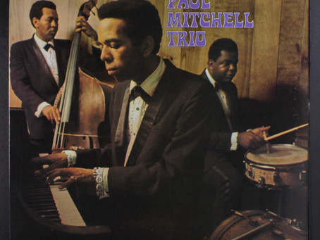 The Soulful Piano of Paul Mitchell