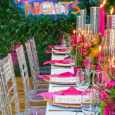 Havana Nights Birthday Dinner