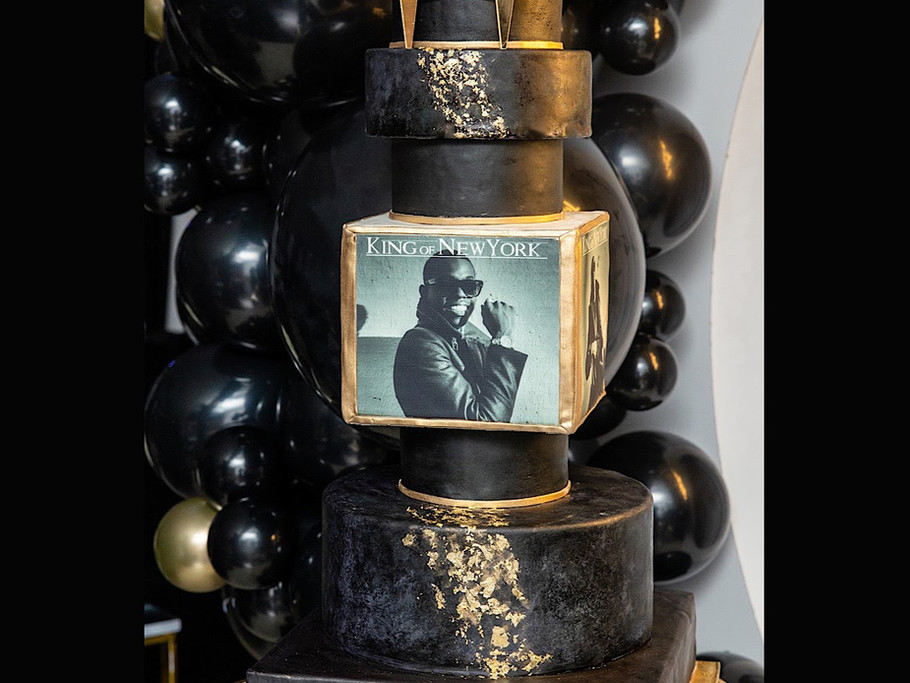 Bobby Shmurda Welcome Home Cake