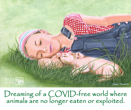 Dreaming of a COVID Free World
