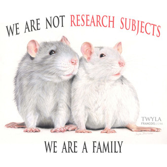 We Are Not Research Subjects