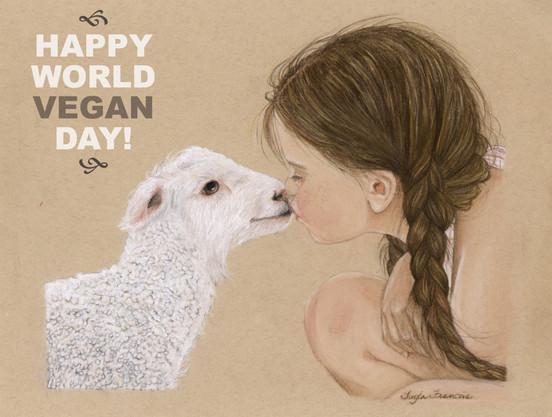 Happy World Vegan Day