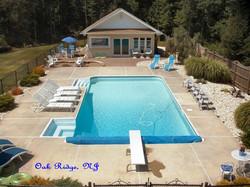 Zeglen pool