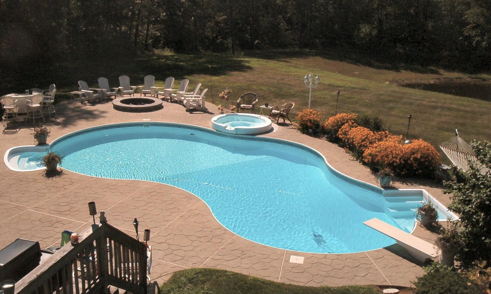 Ambler pool