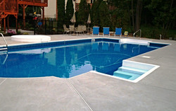 Santanostasso pool