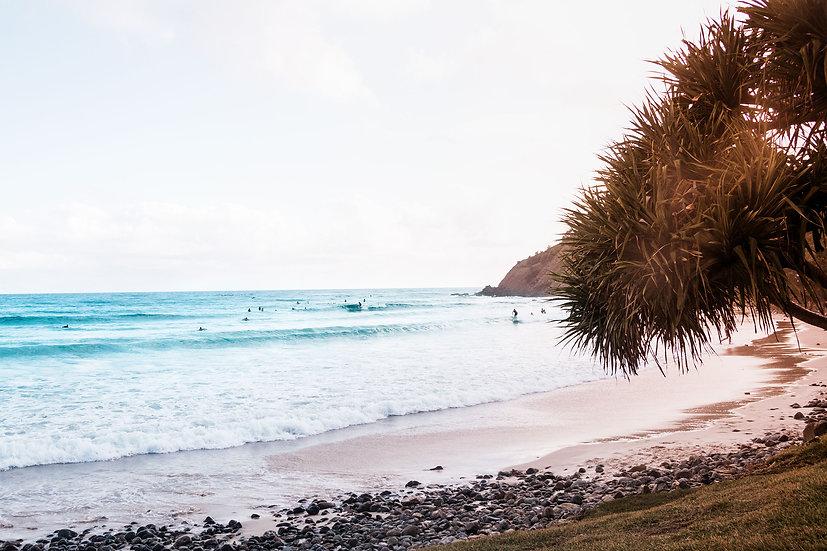 Wategos Dawn - Byron Bay, Australia