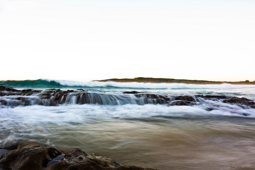 Ocean and Earth - Sydney, Australia