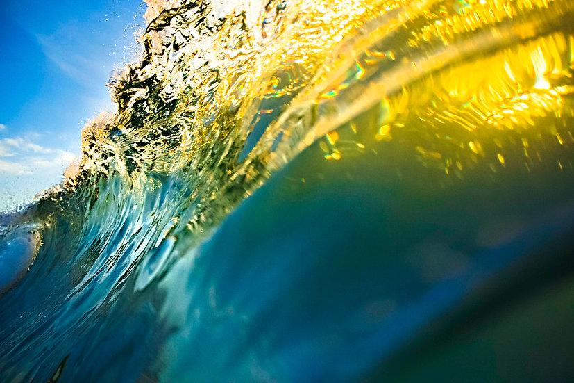 Glow Wave - Byron Bay, Australia