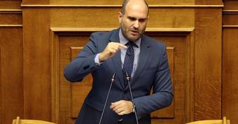 Δημήτρης Μαρκόπουλος: Η πολιτική για μένα δεν έχει χαρακτήρα βιοπορισμού, αλλά προσφοράς στο σύνολο.