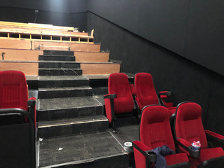Luxury transformation at Eclipse Cinemas Lifford-Strabane