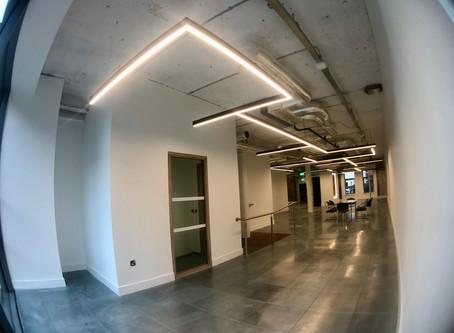 Rustic Style Office Refurb