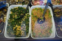 Salads and Grains