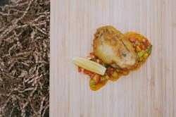 Crispy Oyster