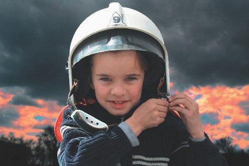 Юный пожарный с викториной