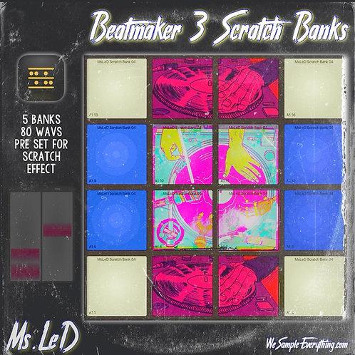 BM3 Skratch Banks - Just Load & Play - Ms.LeD