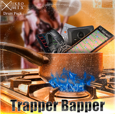 TRAPPER BAPPER DRUM PACK BY: DRAGONFLYBRY