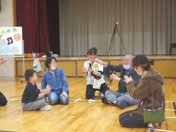 親子参加型音楽ワークショップ