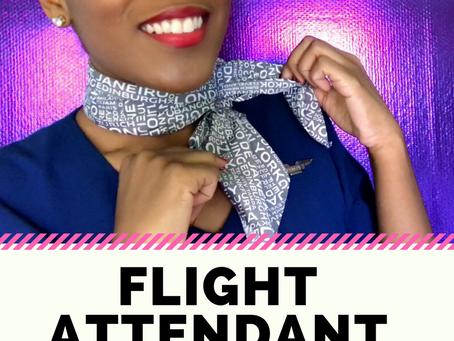 Flight Attendant Makeup Tutorial [VIDEO]