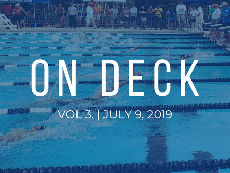 ON DECK | Jul 9, 2019