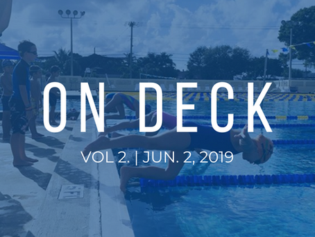 ON DECK | Jun 2, 2019