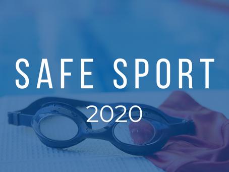 SAFE SPORT   2020
