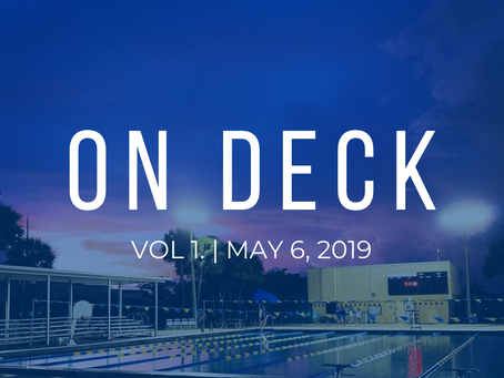 ON DECK | May 6, 2019