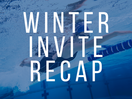 WINTER INVITE RECAP | Nov. 21-22, 2020