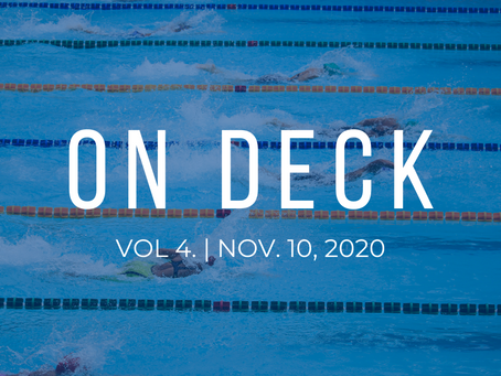 ON DECK | Nov. 10, 2020