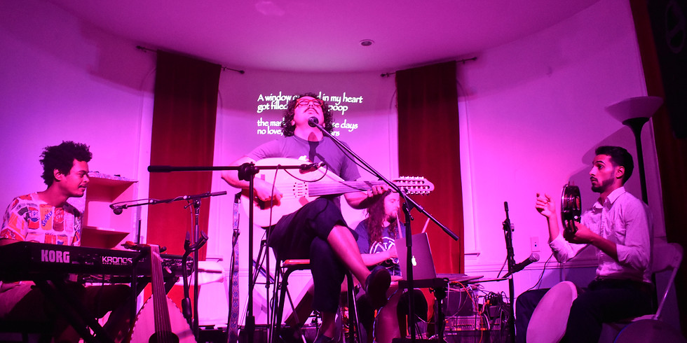 Album Release Concert (Arts At The Armory Cafe)