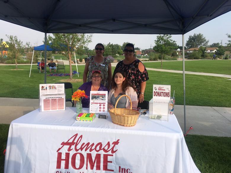 Almost Home Participates in Annual City BBQ