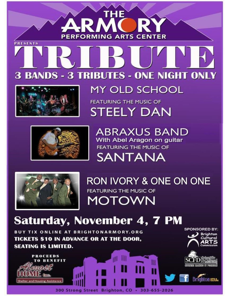 Music Themed Fundraiser to Benefit Almost Home