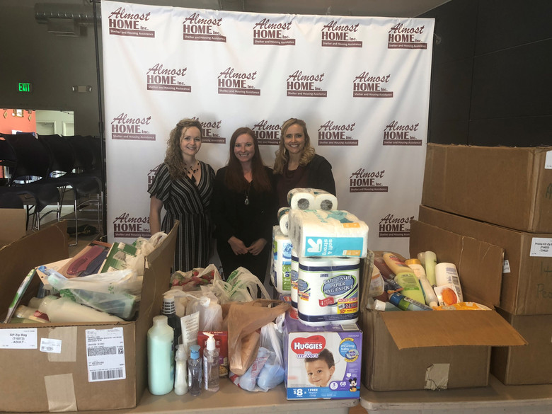 Local Dental Office Makes a HUGE Donation