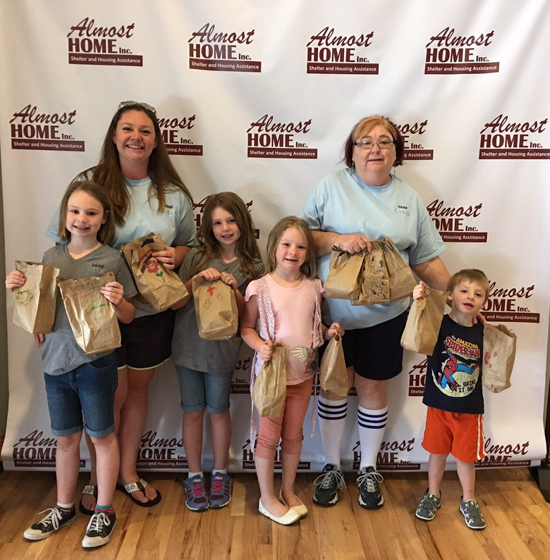 Little Campers Connect With Community