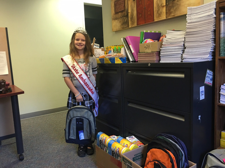 Almost Home School Supply Drive