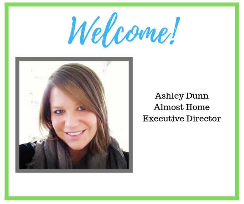 Almost Home Welcomes New Executive Director