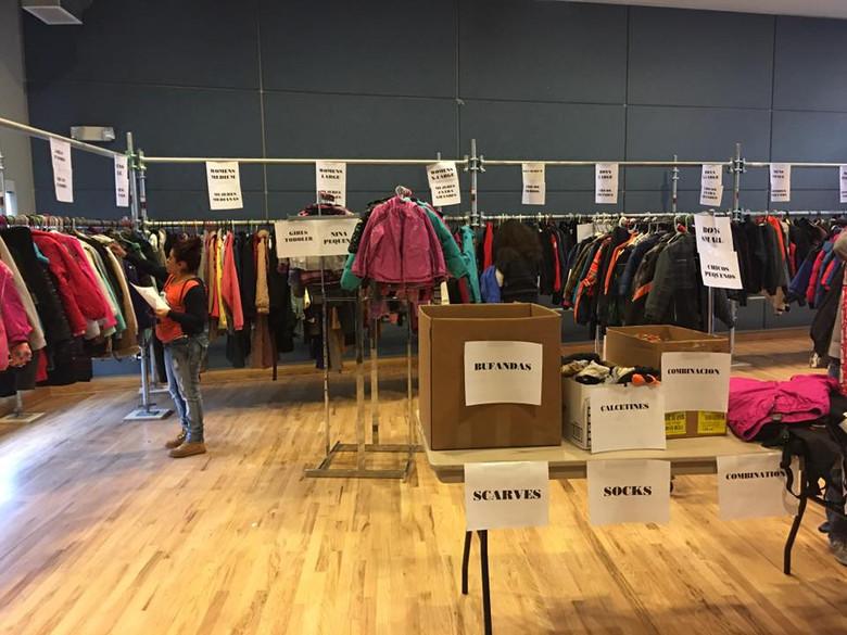 Almost Home Distributes 650 Coats