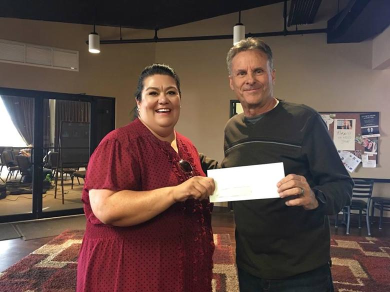 Harvest Fellowship Gives Big!