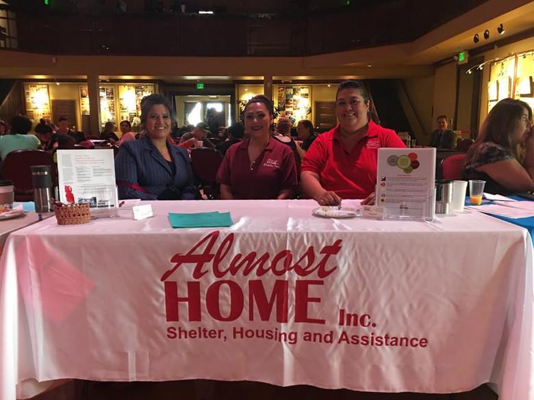 Almost Home Participates in Applicant Resource Fair