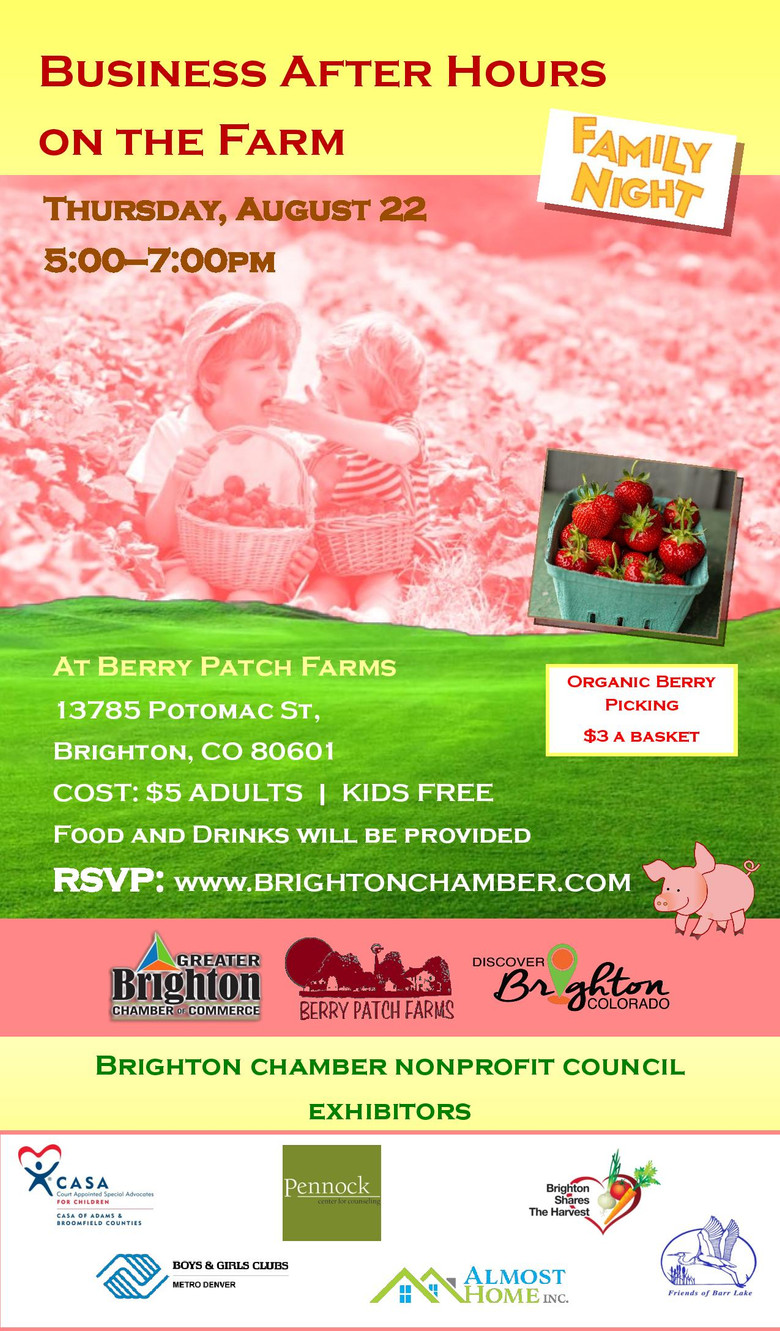 Join Almost Home at Berry Patch Farms