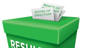2019-2020 Board Election Results