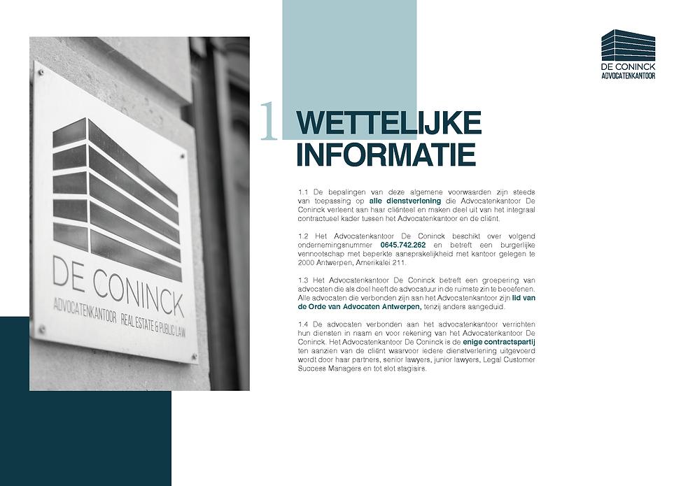 Zidis_Advocatenkantoor De Coninck_Algeme