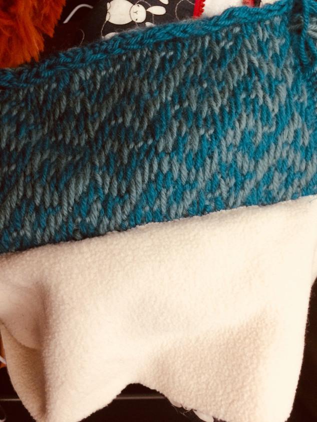 Capriquarius Fleece Lining