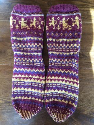 Bourrée Socks