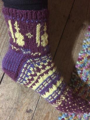 Violonneux Socks