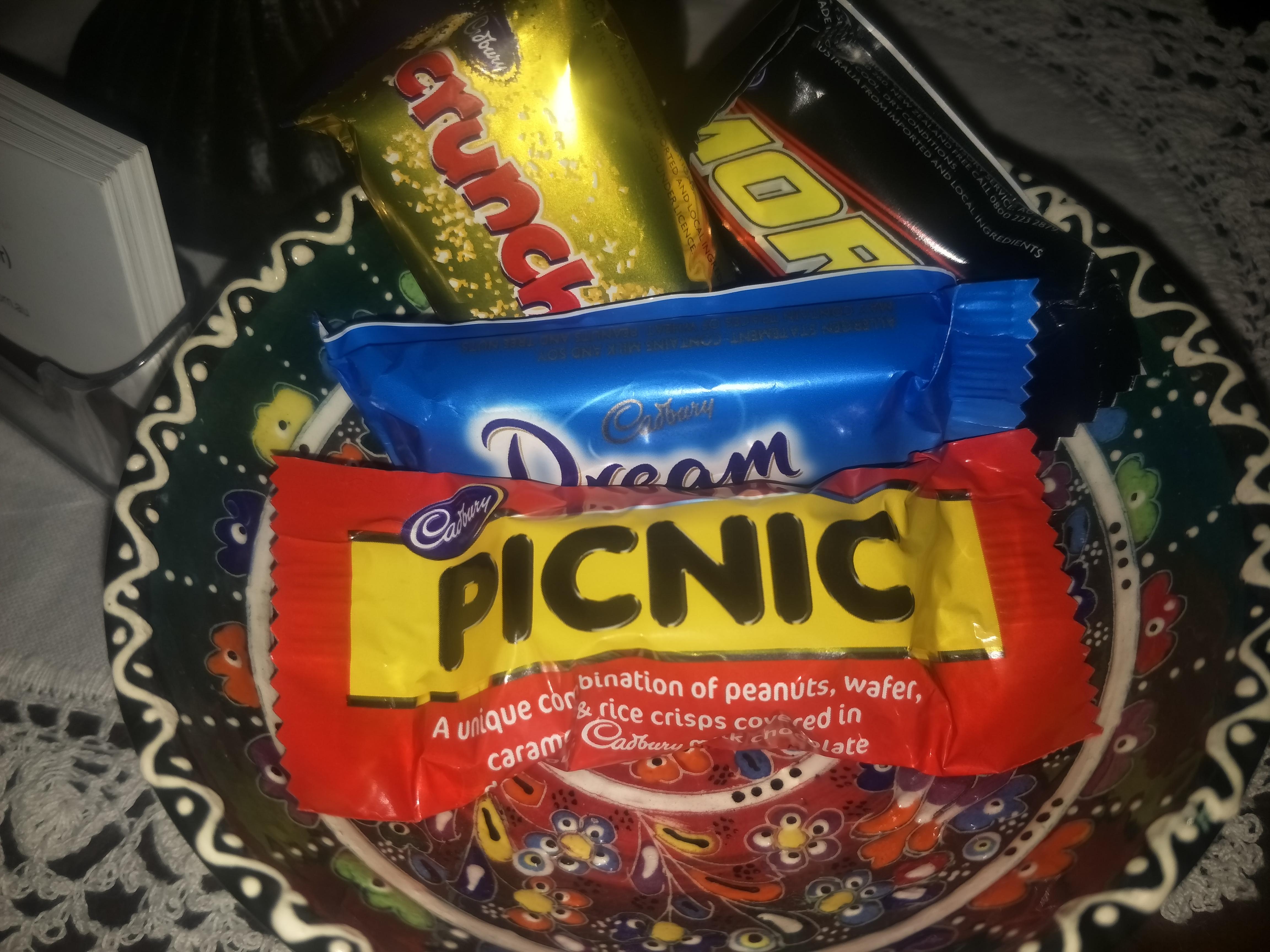 Fernweh chocolates