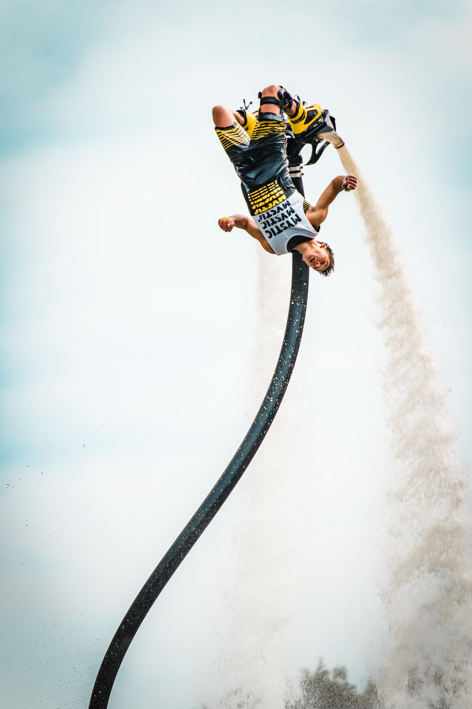 Petr Civín - Flyboard