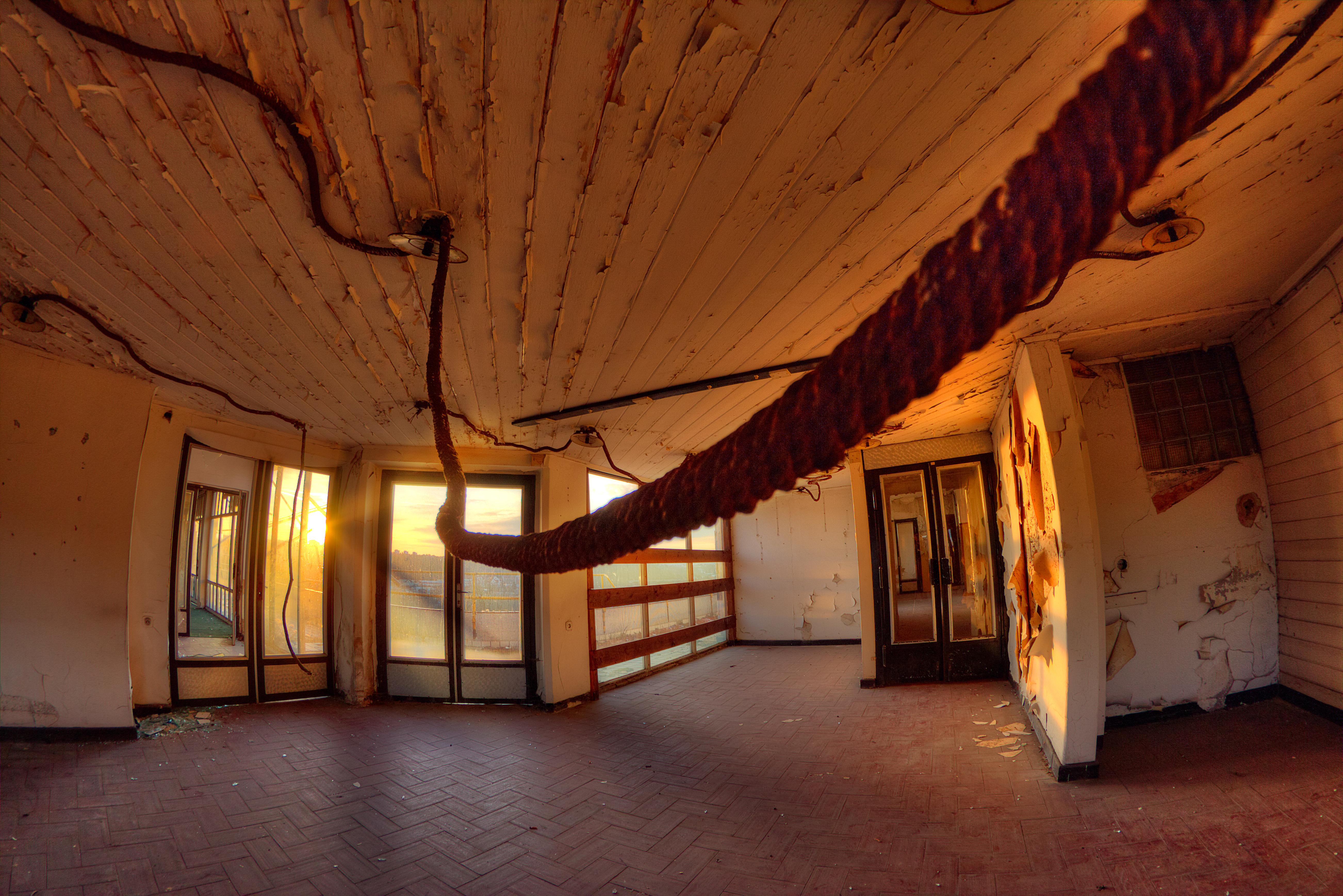 Terasy Barrandov - interiér