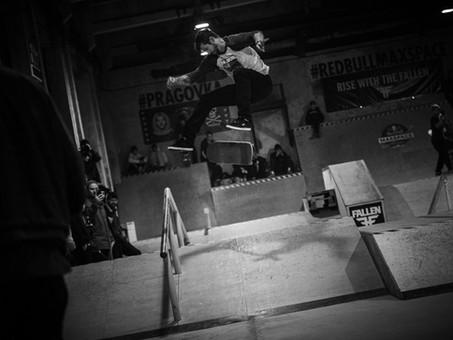 Fallen skate DEMO v MaxSpace