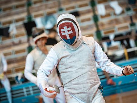 fencing camp brno