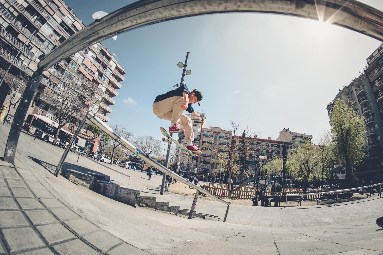 skate Barcelona